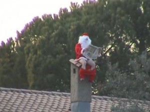 Pause Père Noël
