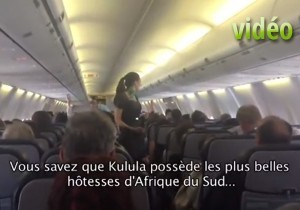 Consignes de securité sur Kulula Airways