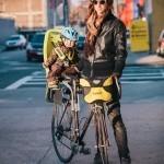 Cycliste New-Yorkais