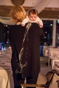Balade avec maman