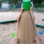 j'aime le sable