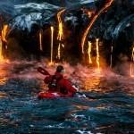 Sport extrême en kayak
