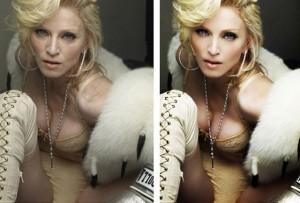 Même Madonna...et oui