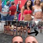 Selfie mais pas seulement