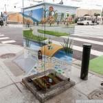 Un street art magnifique