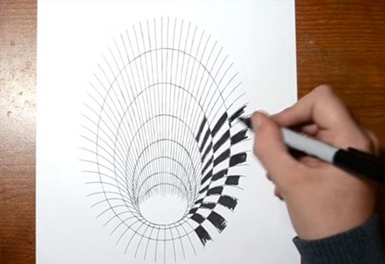 Comment créer une illusion 3D
